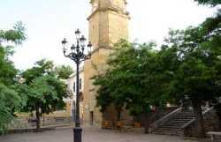 Torre Del Reloj Y Arco De Almazán