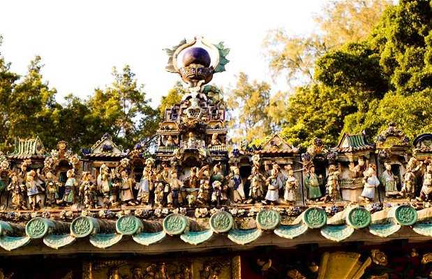 Templo Tin Hau de Tai O