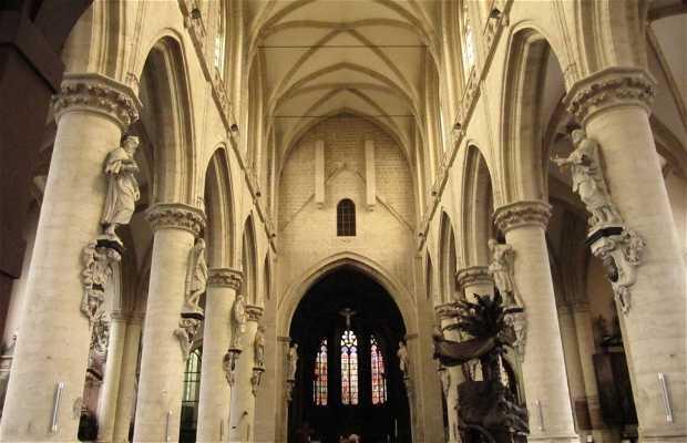 Notre Dame de la Chapelle church
