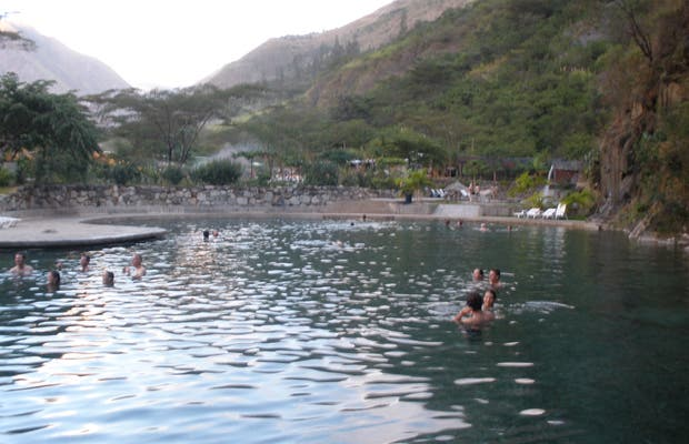Thermal Waters of Santa Teresa