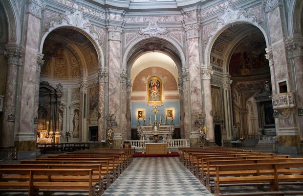 Eglise de Santa Catarina da Siena