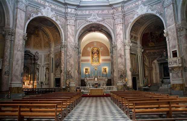 Iglesia de Santa Caterina da Siena