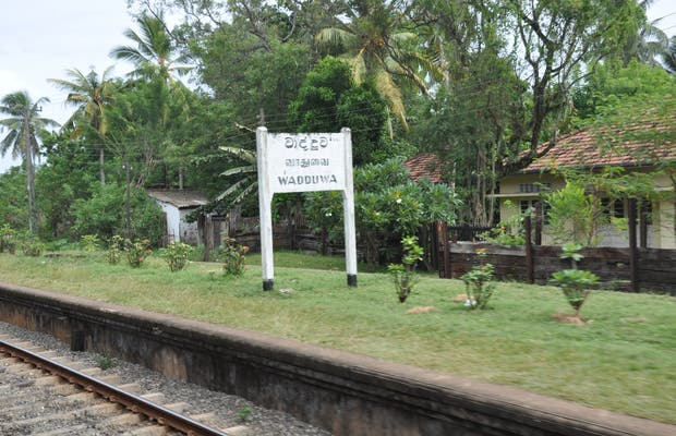Estación de Wadduwa