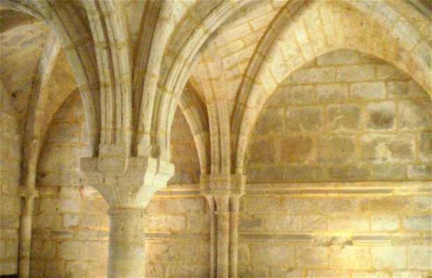 Sala Capitular (Monasterio de La Santa Espina)