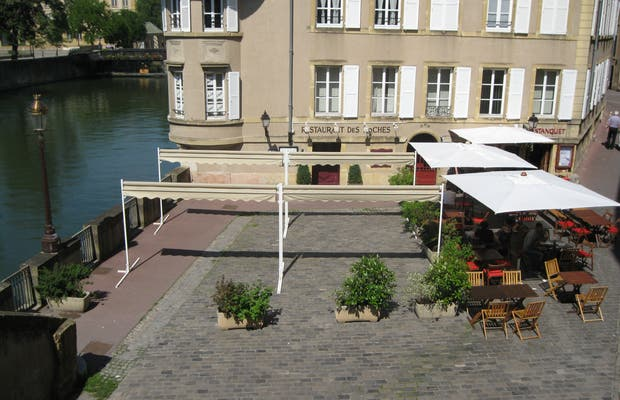 Restaurant des Roches