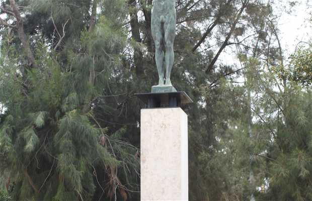 Estatua de Francisco Ferrer