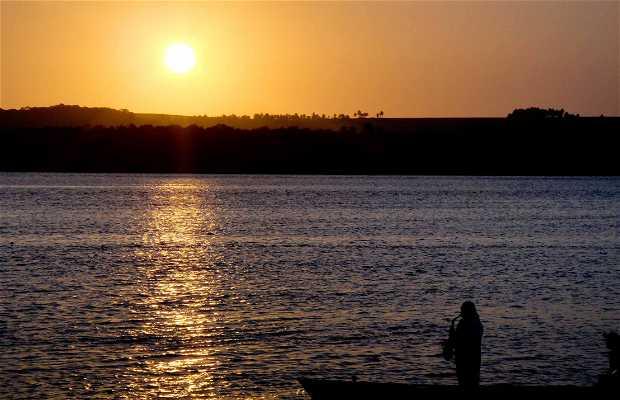 Praia do Jacaré