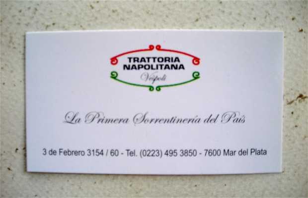 Trattoria Napolitana Véspoli