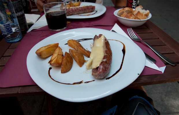 Restaurant Vinil