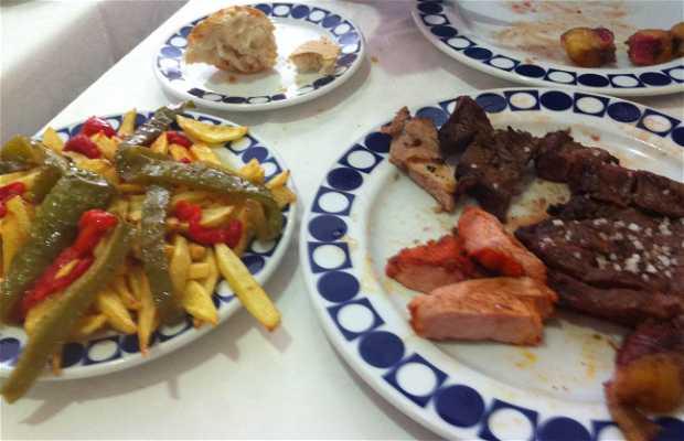 O 39 nabo de lugo en madrid 1 opiniones y 1 fotos - Restaurante tamara madrid ...