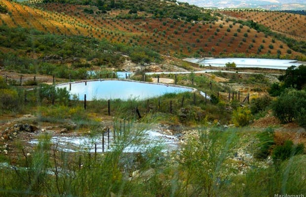 Saline di Fuente Camacho