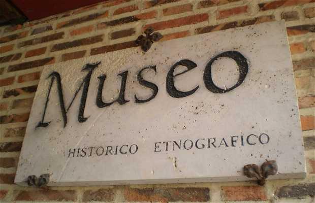 Ethnographic historical Museum