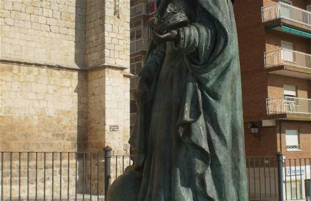 Monument à Juana I