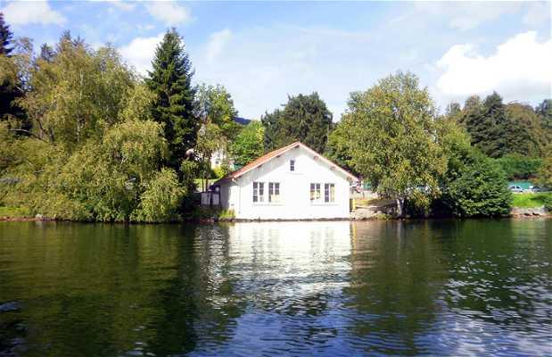 Gérardmer Lake