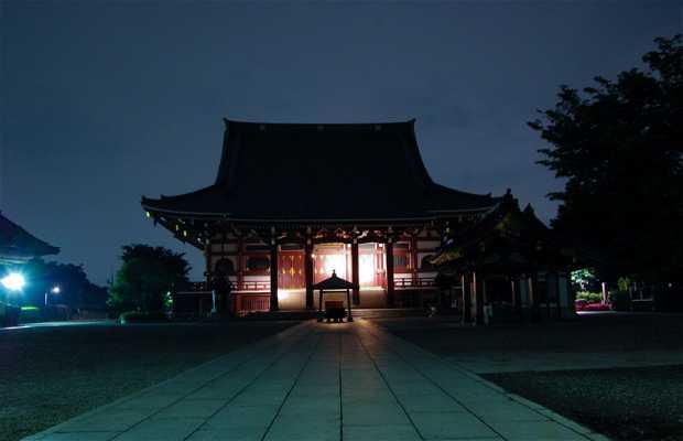Tempio Honmonji a Tokyo
