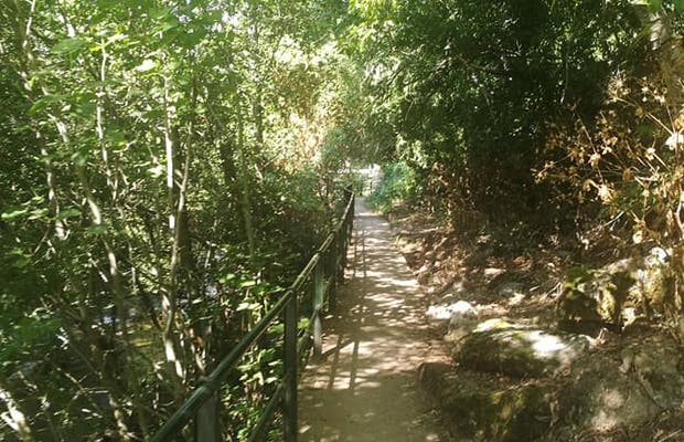 Paseo fluvial del Tormes