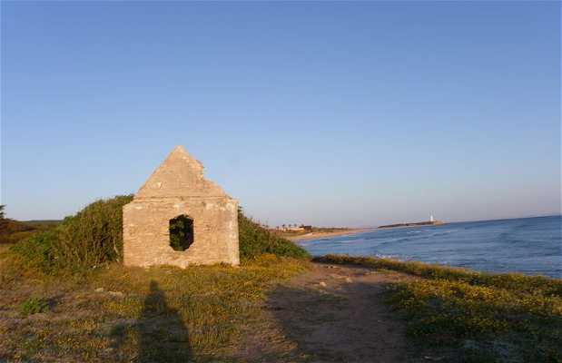 Coast of Vejer de la Frontera