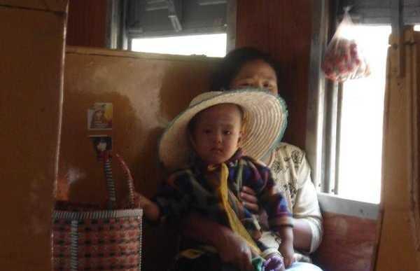 Train pour Hsi Paw