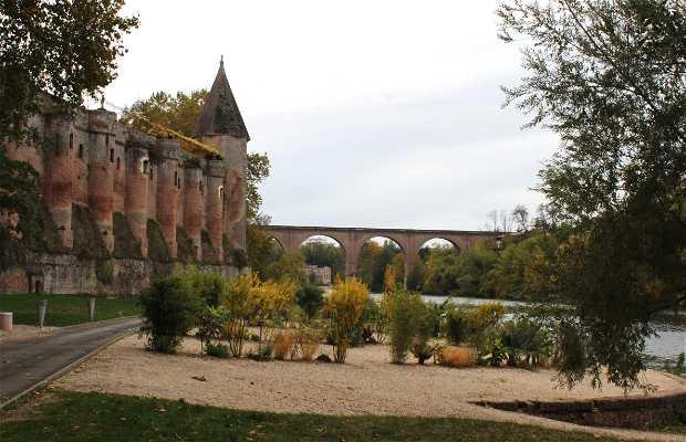 Margens do rio Tarn