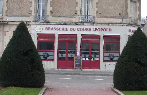 Brasserie du cours Léopold