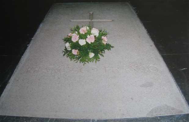 Interior del Valle de los Caídos