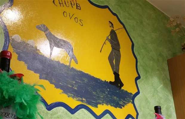 Casa Chupa Ovos