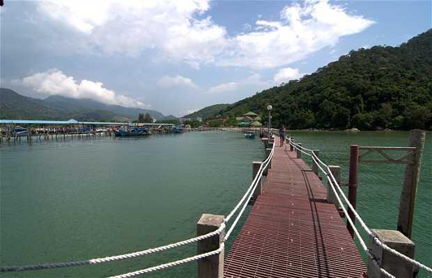 Muelle de Teluk Bahang
