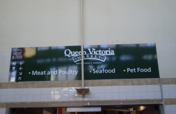 Mercado Queen Victoria
