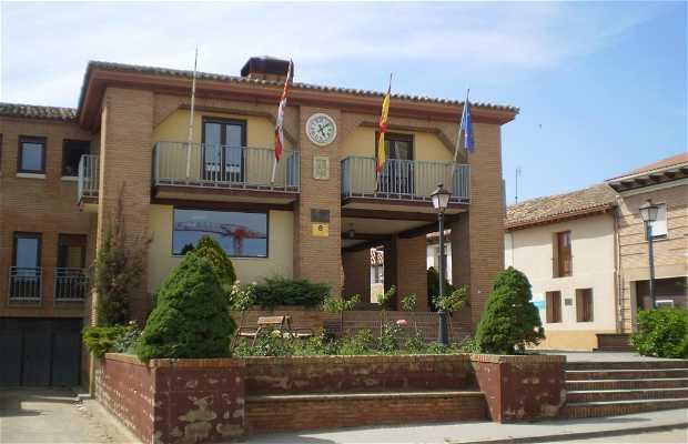 Ayuntamiento de Frómista