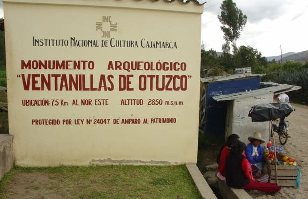 Ventanillas de Otuzco