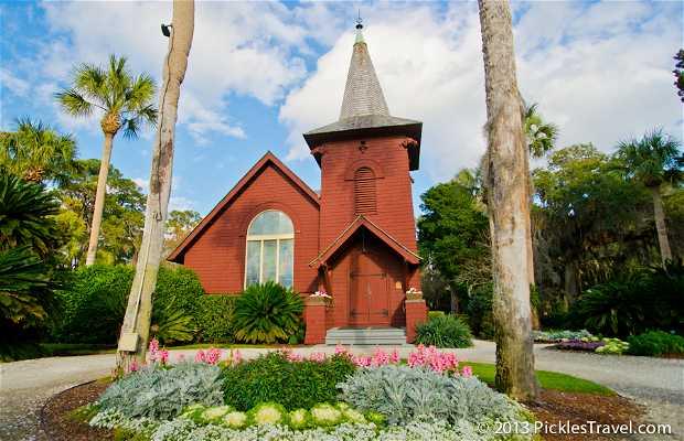 Faith Chapel, Jekyll Island