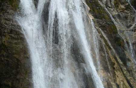Cascadas de Payande