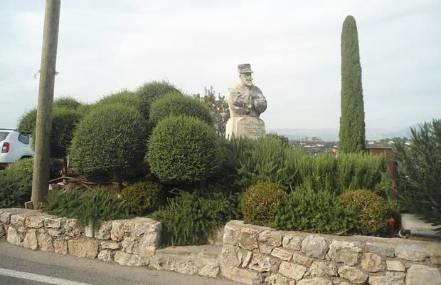Le panorama du commandant Lamy