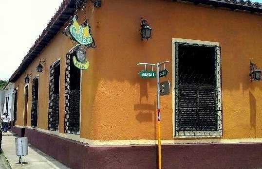 Tasca Restaurant El Caldero