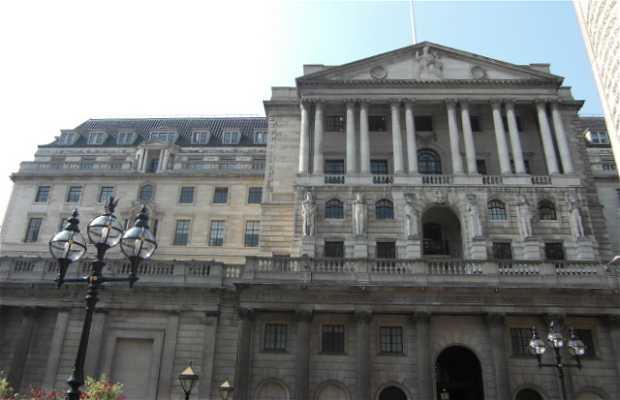 El Museo del Banco de Inglaterra - Bank of England Museum