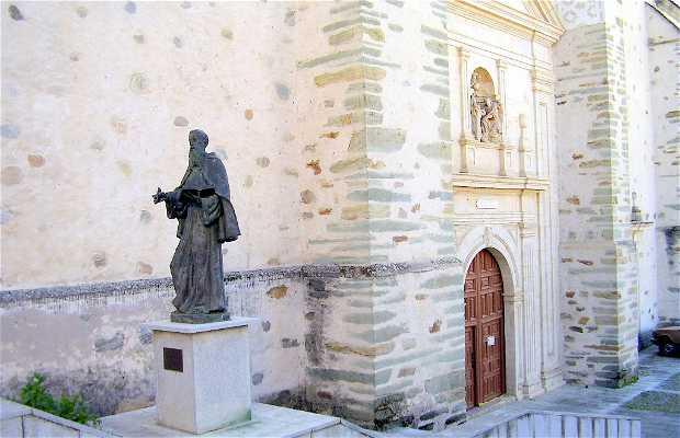 Monumento a San Lorenzo de Brindis