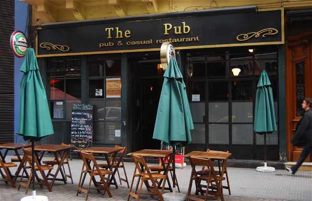 Pub y restaurante 'The Pub' (calle Reconquista)