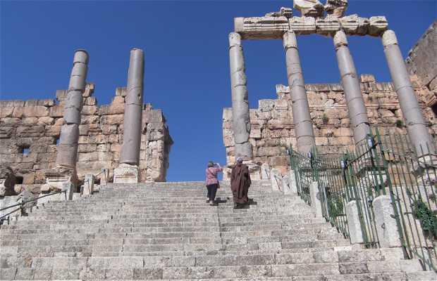 Ruines de Baalbek