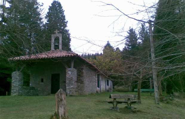 Ermita rural de San Salvador