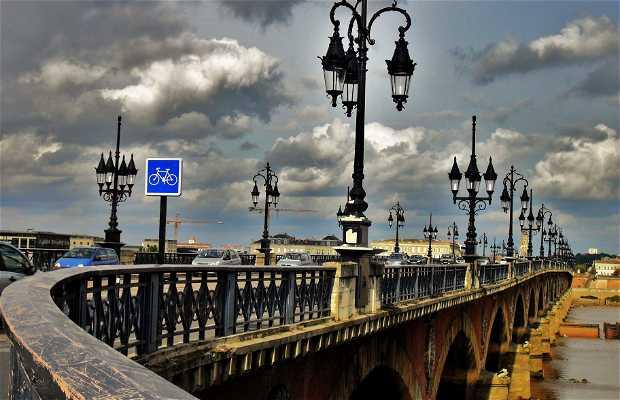 Ponte di Pietra di Bordeaux
