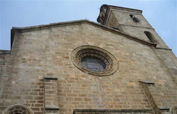 Iglesia de Sta. María de Almocóvar