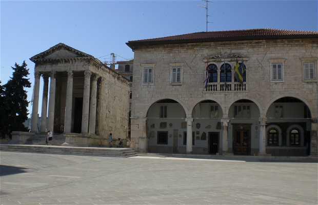 Palacio comunal