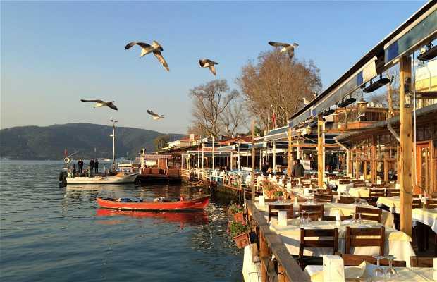 Pueblo de Anadolu Kavagi