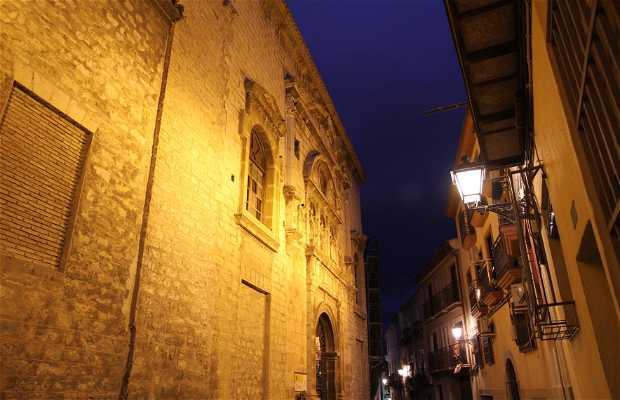Real Convento di Santo Domingo