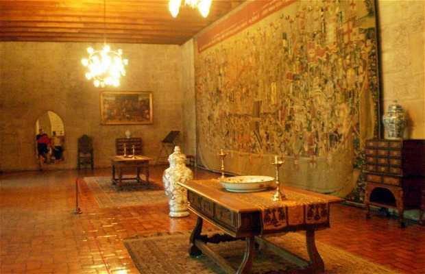 Palazzo dei Duchi di Braganza a Guimarães