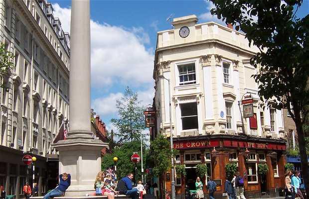 Seven Dials en Covent Garden