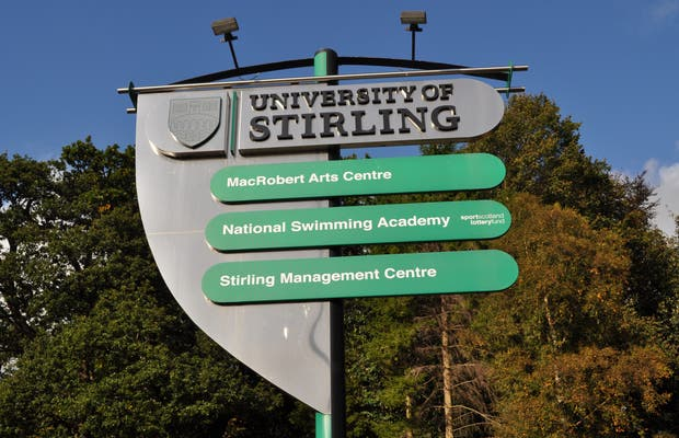 Universidad de Stirling (Stirling University)