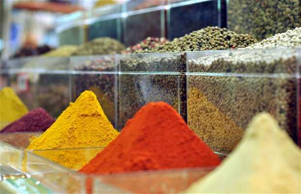 Bazar das Especiarias - Bazar Egípcio