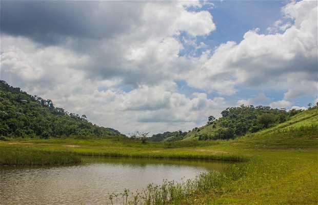 Lago São João Marcos