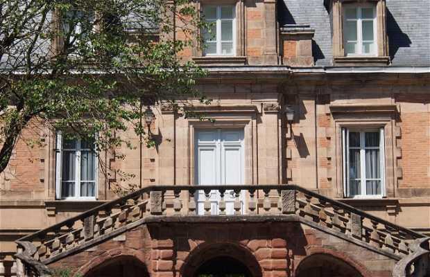 Casco histórico Rodez